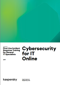 Cybersecurity for IT Online (capacitación en CITO)