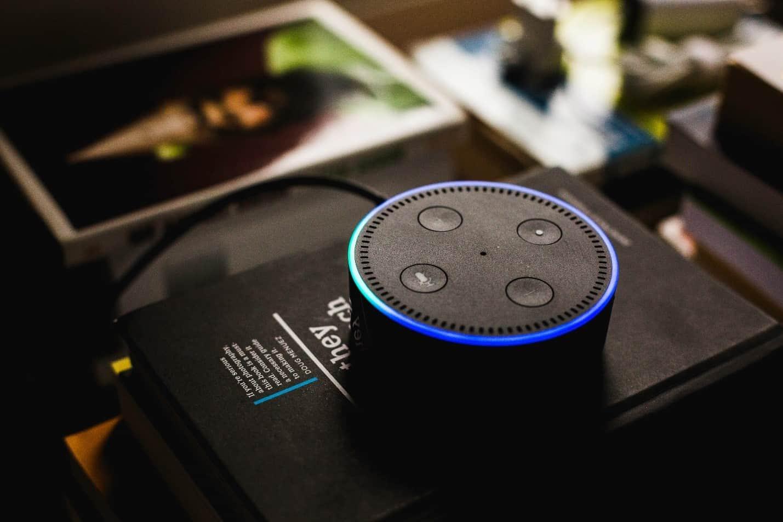 altavoz inteligente Amazon Alexa Echo Dot