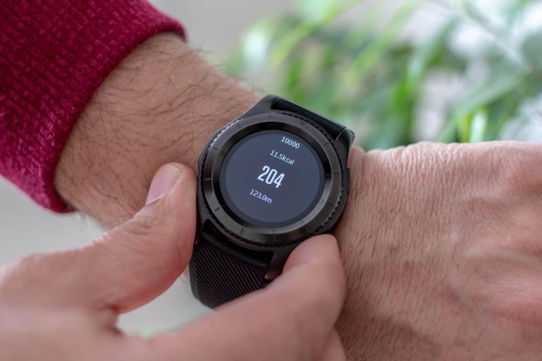 cómo usar el reloj inteligente de forma segura