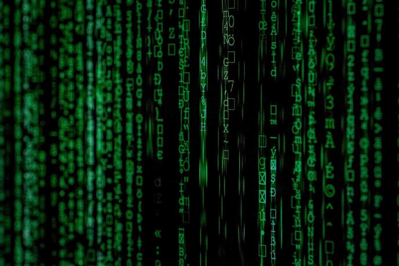 Etiqueta alternativa = aprendizaje automático en la ciberseguridad