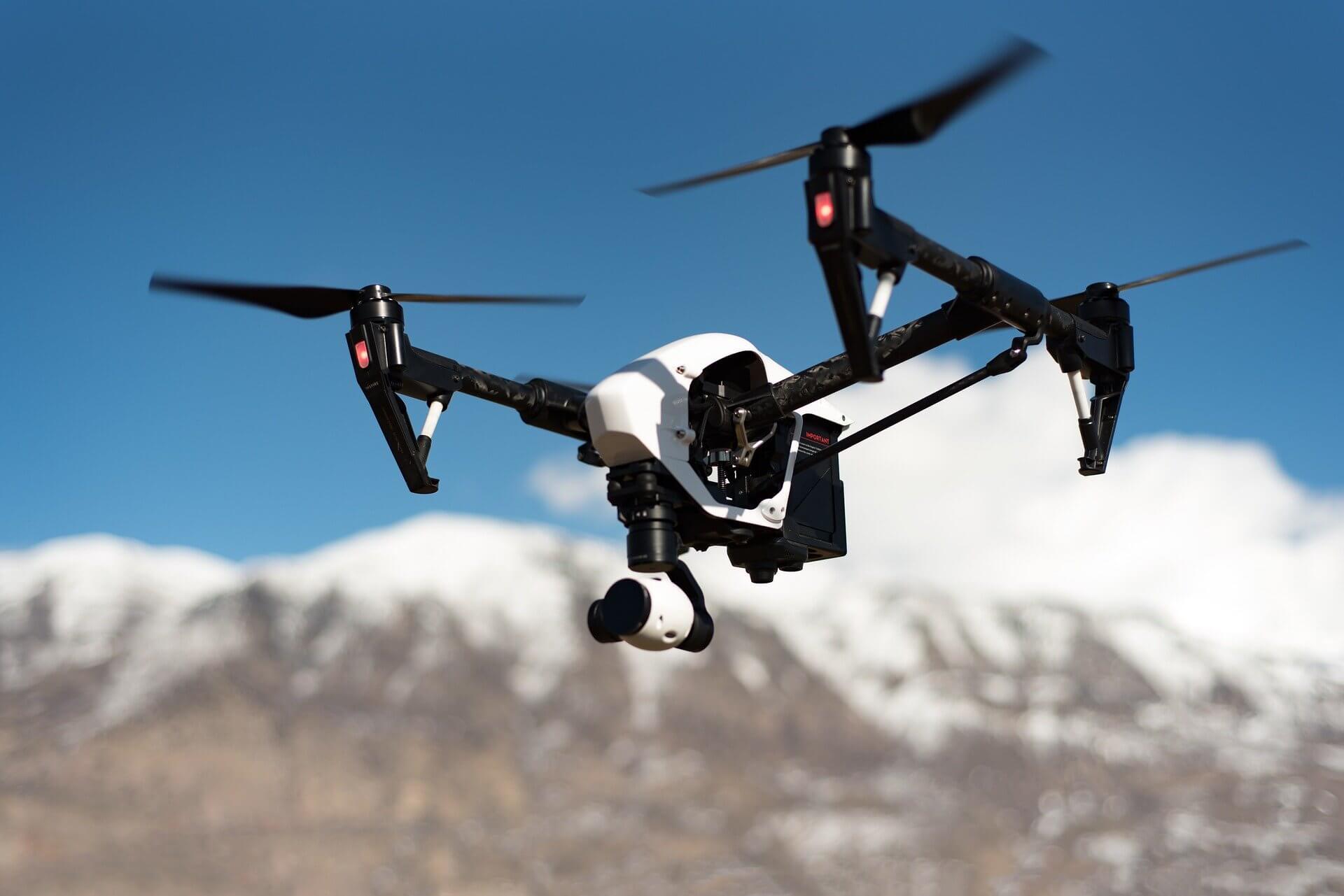 cómo amenazan tu privacidad los drones