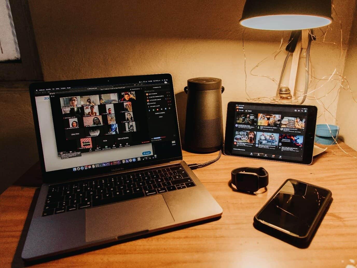 """""""cómo proteger las videollamadas en línea"""""""