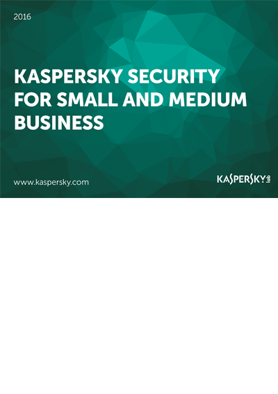 CARTERA DE KASPERSKY SECURITY FOR BUSINESS